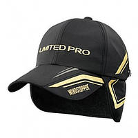 CA-116N Windstopper Cap Limited Pro черная кепка Nexus