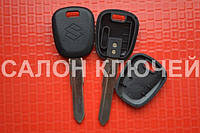 Ключ зажигания Suzuki sx4, xl7, splash, grand vitara, swift, liana с местом под чип TPX