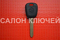 Ключ зажигания Suzuki sx4, xl7, splash, grand vitara, swift, liana с местом под чип