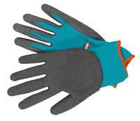 Перчатки GARDENA для работы с почвой, размер 8 / M  (206)