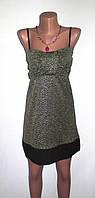 Блестящее Платье от Oltre Размер: 44-S