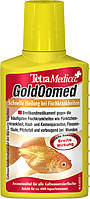 Tetra Med GOLD OOMED 100ml  - лекарство для золотых рыб от паразитов