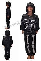 Детский костюм Скелет рост 116