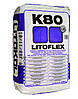 Клей для плитки, камня Litokol Litoflex K80(литокол к80) 25 кг(белый)