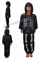 Детский костюм Скелет рост 122