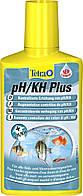 Tetra pH/KH Plus 250ml - препарат для повышения значений рН и карбонатной жесткости в аквариуме