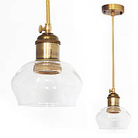 Светильник подвесной Loft Steampunk [ Pendant mini Bubble ]