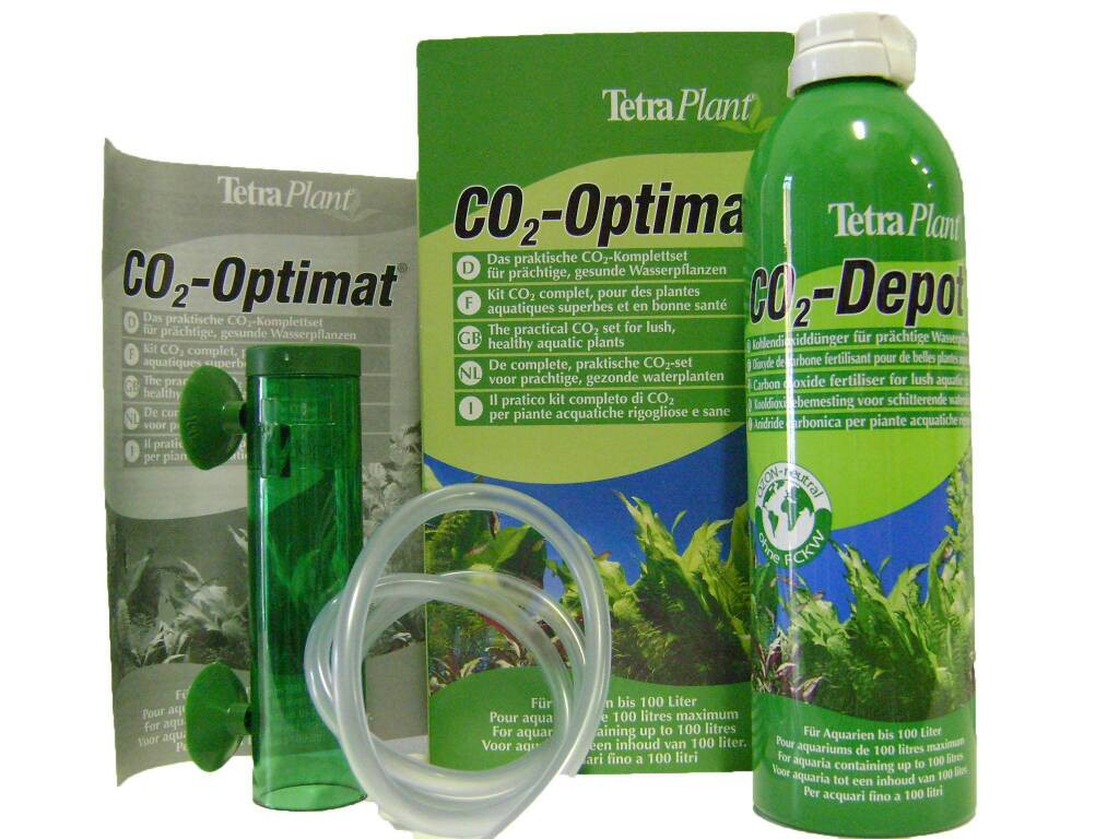 Tetra Plant CO2-optimat - комплект для опитмизации содержания углекислого газа в аквариуме - Интернет-магазин «Моё дело» в Харькове
