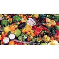 Отдушка Яблоко с экзотическими фруктами, 1 литр