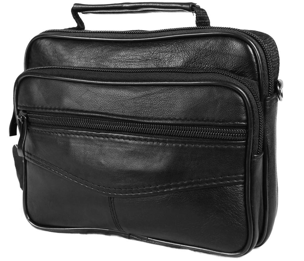 Добротная мужская сумка 300162