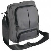 Женская вертикальная сумка через плечо 22х26,5х7 см. CABINET O97273 серый