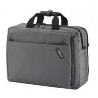 """Прочная сумка для ноутбука 40,5*30*12,5 см. диагональю 17"""" CABINET O97275 серый"""