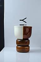 Чашка керамическая Аппетитка День и ночь