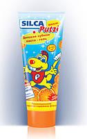 """Зубная паста-гель  """"Апельсиновая"""" - Silca Putzi 75мл."""