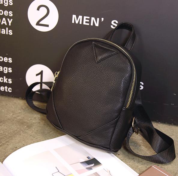 Аккуратный мини рюкзак для девушек