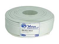 Коаксиальный кабель Volia Electronics RG6U 48W CCS 1.02 мм 75 Ом 10 м