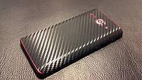 Декоративная защитная пленка для Huawei C8813D карбон черный, фото 1