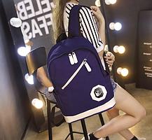 Тканевый рюкзак с крутым дизайном, фото 2