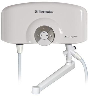 Проточный водонагреватель Electrolux Smartfix 5,5 T