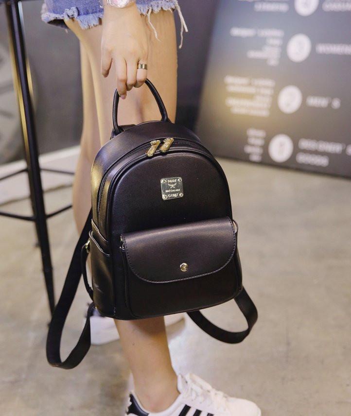 Городской рюкзак для модных девушек