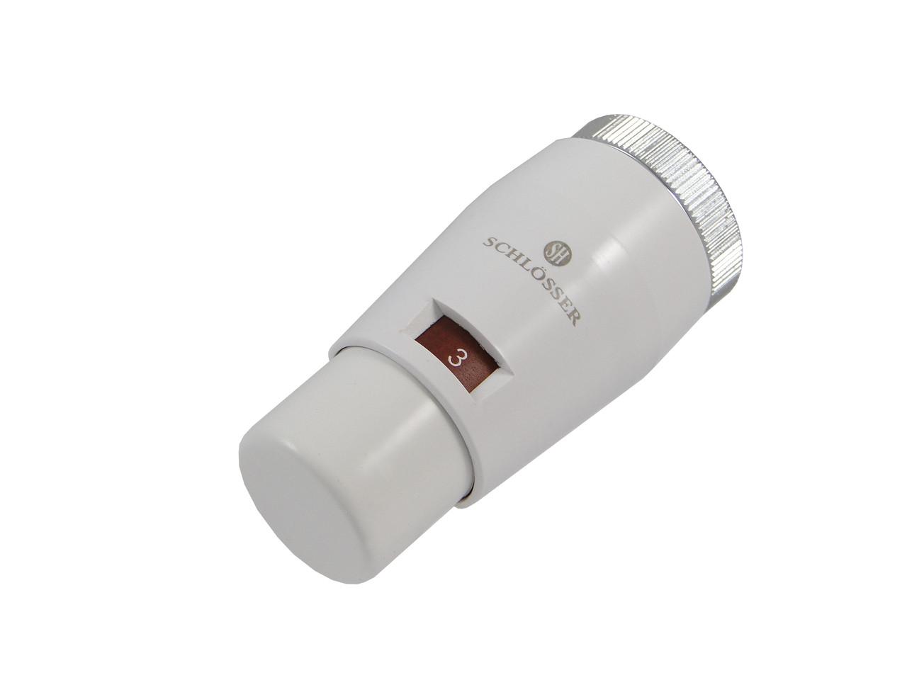 Головка термостатическая MINI M30x1,5 Белый Schlosser
