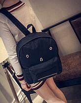 Кумедний сумний рюкзак, фото 3