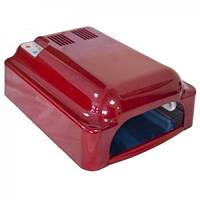 Лампа (сушка) 36W LV 828 красная