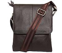 Мужская кожаная сумка через плечо 300139, фото 1