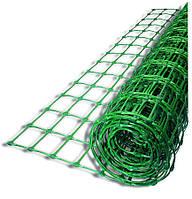 Ограждение TENAX RANCH зелёное, 50х1,5 м (ячейка 27х42 мм, плотность: 140 г/м.кв)