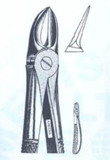 Щипцы для удаления верхних моляров (Пакистан) NaviStom
