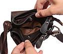 Мужская кожаная сумка через плечо 300139, фото 7