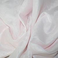 Тюль вуаль (шифон), Турция, цвет розовый жемчуг
