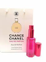 Женская парфюмированная вода Chanel Chance в подарочной упаковке 2х20 ml RHA