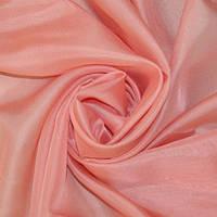 Тюль вуаль (шифон), Турция, цвет английская роза