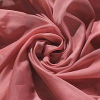 Тюль вуаль (шифон), Турция, цвет лесная ягода