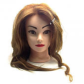 Учебные парикмахерские манекены ( головы )