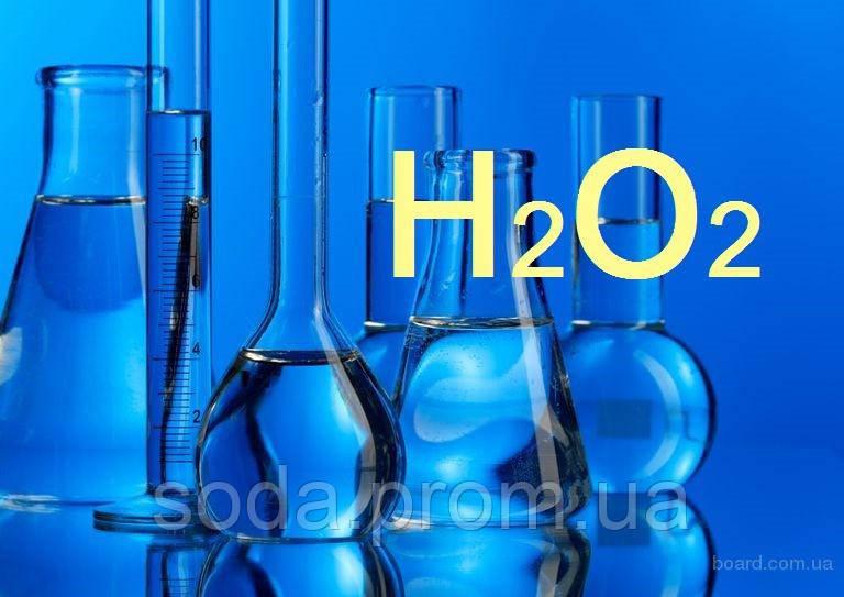 Перекись водорода, пергидроль, фото 1