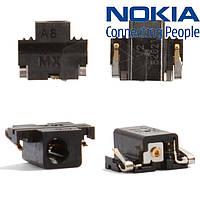 Коннектор зарядки для Nokia N78, оригинал