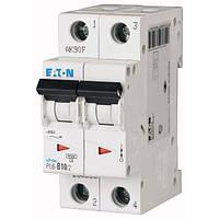 Автоматический выключатель Eaton (Moeller) PL6-C10/2 (286565)