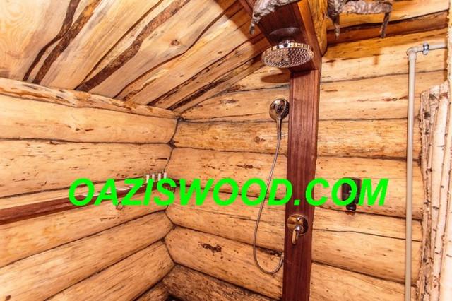 Купель дубовая в Старожинец