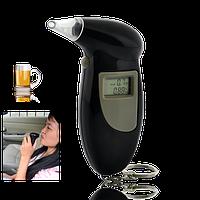 Цифровой алкотестер с ЖК-дисплеем