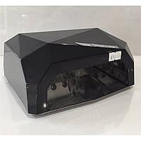 Гибридная лампа DIAMOND CCFL+LED для сушки геля, гель-лака 36W, фото 1