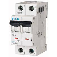 Автоматический выключатель Eaton (Moeller) PL4-C32/2 (293145)