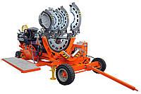 Ritmo Delta 1000 All Terraine Trailer гидравлическая машина для стыковой сварки трубопроводов до 630мм