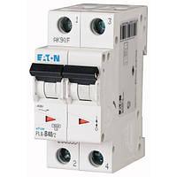 Автоматический выключатель Eaton (Moeller) PL6-C40/2 (286571)
