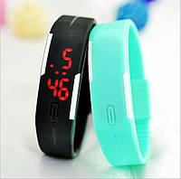 Спортивные LED Часы | Силиконовые