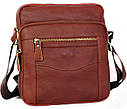Мужская сумка через плечо цвета KT30111, фото 7