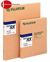 Рентгенпленка Fujifilm Super RX 35х43 (синечувствительная)