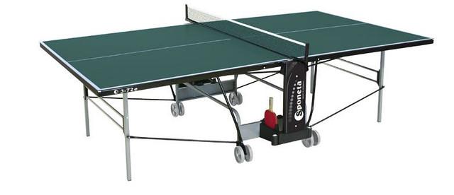 Всепогодний теннисный стол Спонета с3-72е