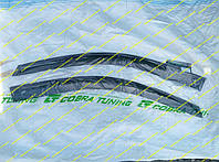 Дефлекторы окон (ветровики)  Mercedes Vito W639 (Мерседес Вито W639)